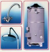 Faucets, Showers, Water Heaters, We repair, replace and install